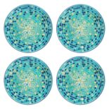 Celebrate Summer Together 4-pc. Cool Mosaic Dinner Plate