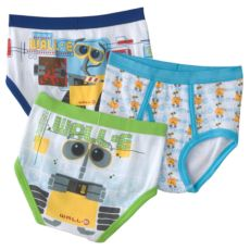 Disney Wall-E 3-pk. Briefs
