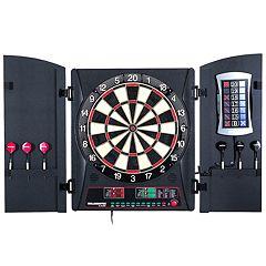 Bullshooter Cricket Maxx 3.0 Electronic Dartboard & Cabinet