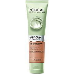 L'Oréal Paris Pure-Clay Exfoliate & Refine Cleanser