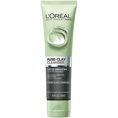 L'Oréal Paris Pure-Clay Detox & Brighten Cleanser