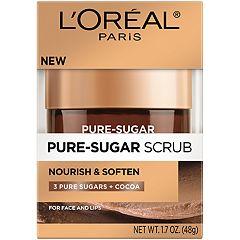 L'Oréal Paris Nourish & Soften Pure Sugar Scrub