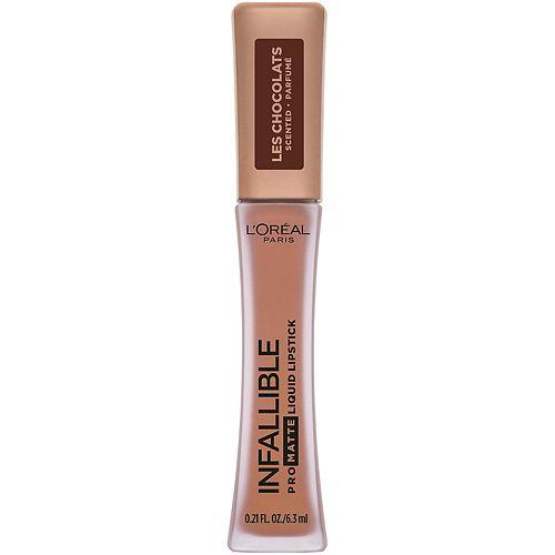 L'Oréal Paris Infallible® Pro Matte Scented Liquid Lipstick