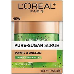 L'Oréal Paris Purify & Unclog Pure Sugar Scrub