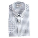 Big & Tall Croft & Barrow® Classic-Fit Easy-Care Button-Down Collar Short-Sleeved Dress Shirt