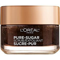 L'Oreal Paris Resurface and Energize Coffee Pure Sugar Facial Scrub
