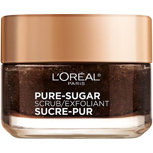 L'Oreal Paris Resurface and Energize Coffee Pure Sugar Facial Scrub