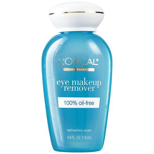 L'Oreal Paris Dermo-Expertise Eye Makeup Remover