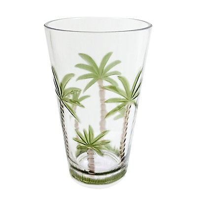 Celebrate Summer Together Palm Highball Glass