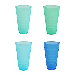 Celebrate Summer Together 4-pc. Cool Colors Cup Set