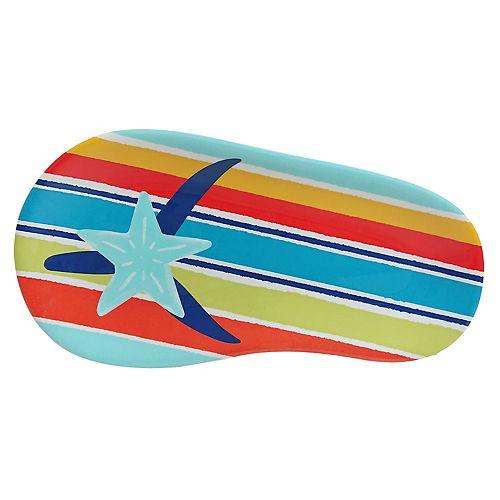 Celebrate Summer Together Coastal Flip-Flop Tray