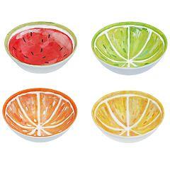 Celebrate Summer Together 4-pc. Fruit Dip Bowl Set
