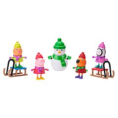 Peppa Pig 4-Figure Pack