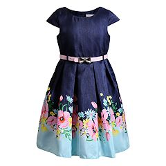 Girls 4-6x Youngland Floral Dress