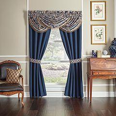 Croscill Aurelio Pole Top Window Curtain