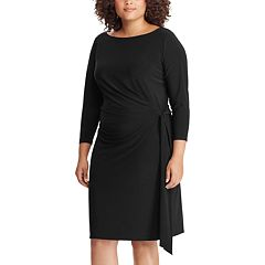 Plus Size Chaps Ruched Sheath Dress