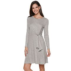 Women's Jennifer Lopez Knot-Front Dress