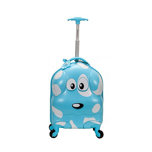 Rockland My First Luggage Hardside Spinner Carry-On Luggage