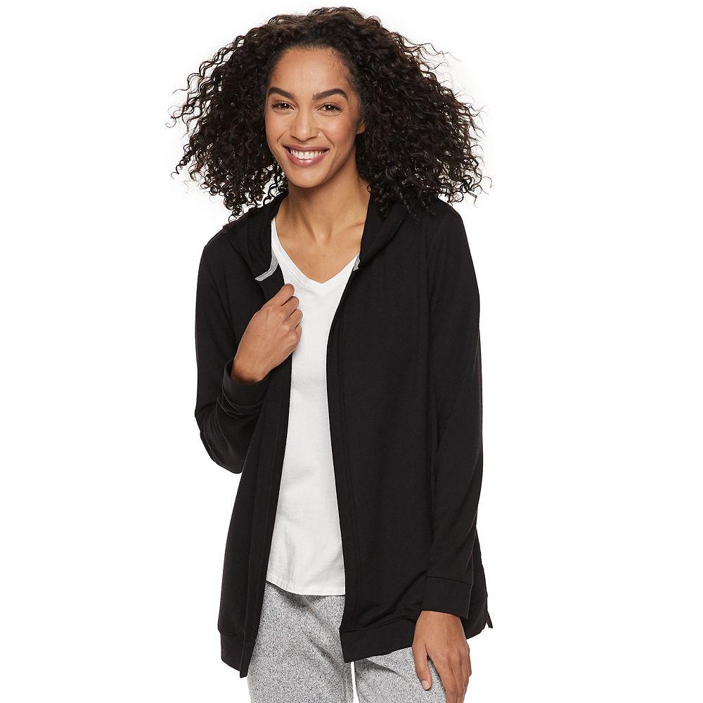 Women's SONOMA Goods for Life® Hooded Cardigan