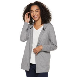 Women's SONOMA Goods for Life? Hooded Cardigan