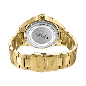 Men's JBW Rook Diamond Accent & Crystal 18k Gold-Plated Watch - J6287I