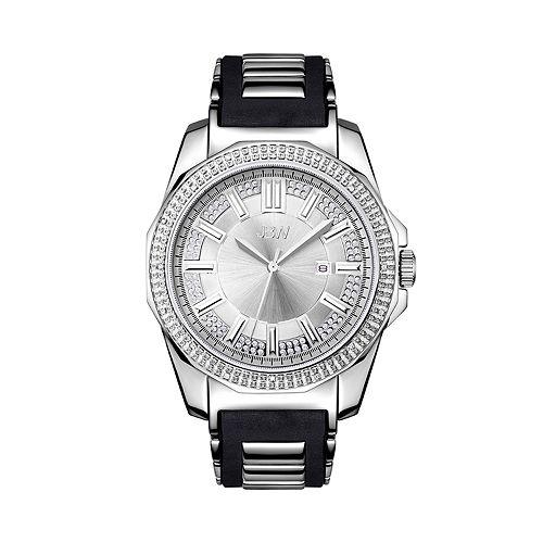 Men's JBW Regal Diamond Accent & Crystal Watch - J6332C-C