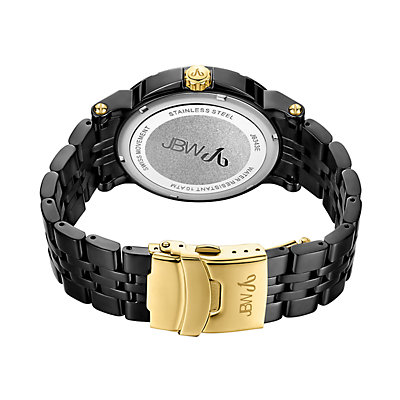 Men's JBW Vault Diamond Accent & Crystal Two Tone Ion-Plated Watch - J6343E