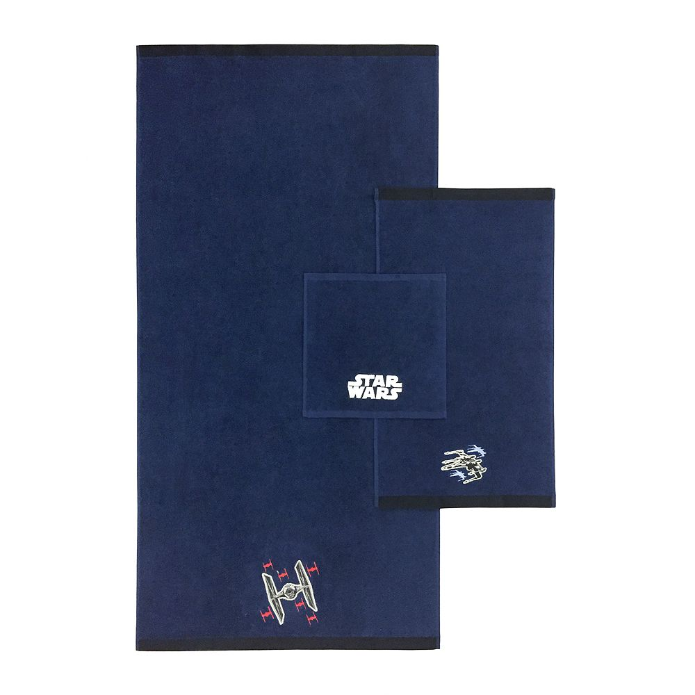 Star Wars Classic 3-piece Bath Towel Set