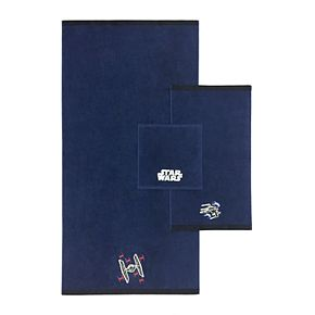 Star Wars Classic 3-piece Bath Towel Set