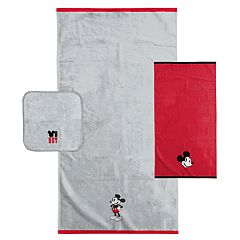 Disney's Mickey Mouse 3-piece Bath Towel Set