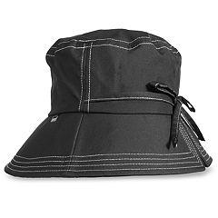 Women s totes Split-Back Rain Hat 0c0addd4a7