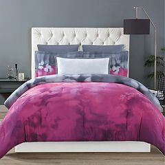 Christian Siriano Botanical Ombre Duvet Cover Set