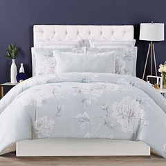 Christian Siriano Stem Floral Duvet Cover Set