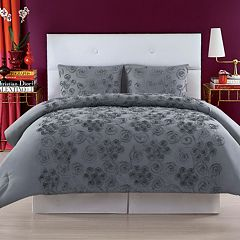 Christian Siriano Pretty Petals Duvet Cover Set