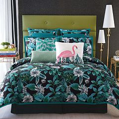 Christian Siriano Tropicalia Duvet Cover Set