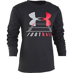 Boys 4-7 Under Armour Football Logo Graphic Tee