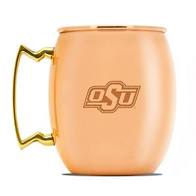 Oklahoma State Cowboys Copper Moscow Mule Mug