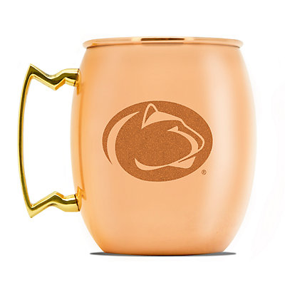 Penn State Nittany Lions Copper Moscow Mule Mug