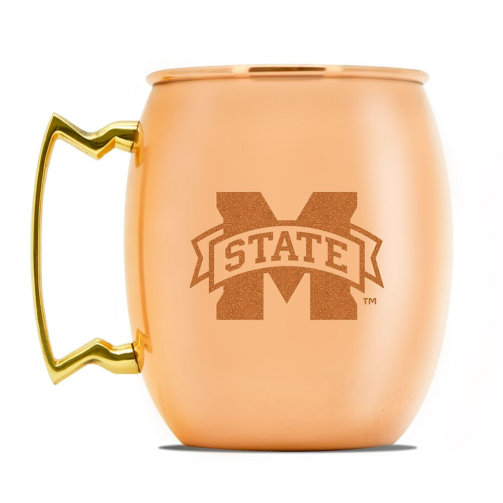 Mississippi State Bulldogs Copper Moscow Mule Mug