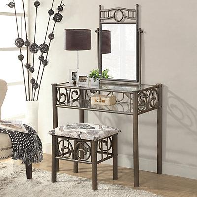 Home Source Vanity & Bench