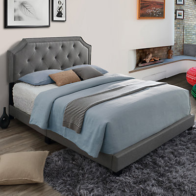 Home Source Adrianna Queen Bed