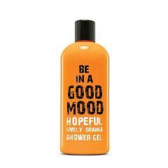 BE IN A GOOD MOOD Lively Orange Shower Gel