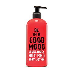 Be in a Good Mood Lovestruck Hot Red Body Lotion