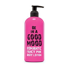 BE IN A GOOD MOOD Romantic Fancy Pink Body Lotion