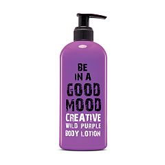 BE IN A GOOD MOOD Creative Wild Purple Body Lotion