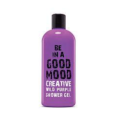 BE IN A GOOD MOOD Creative Wild Purple Shower Gel