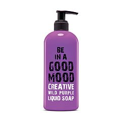 BE IN A GOOD MOOD Creative Wild Purple Liquid Soap