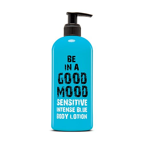 BE IN A GOOD MOOD Sensitive Skin Intense blue Body Lotion