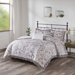 510 Design Bessie 5-piece Reversible Comforter Set