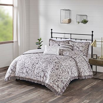 510 Design Bessie 5-piece Reversible Comforter Set